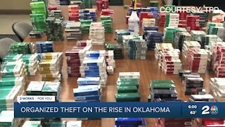 2 women arrested, accused of stealing more than $100k worth of cigarettes