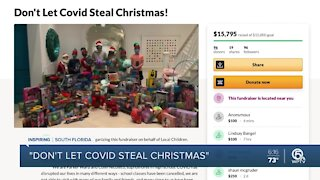High school students' campaign raises $15K to help families during holidays