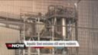 Republic Steel in Canton still not in compliance with EPA, health department one year later - Video