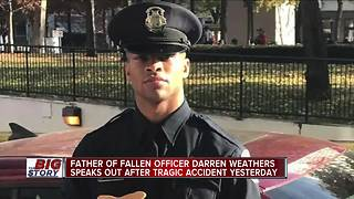 Speed, loss of control were factors in crash that killed Detroit police officer - Video