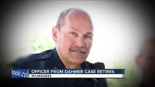 MPD officer who gave teen back to Dahmer retires - Video