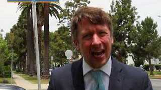 Jonathan Pie Gives His Take on North Korea - Video