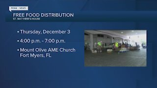 Local resources for job openings, food drives and other assistance