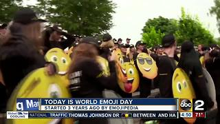 Today is World Emoji Day - Video