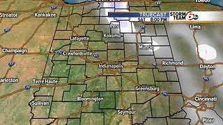 Cold Forecast Includes Saturday Snow - Video