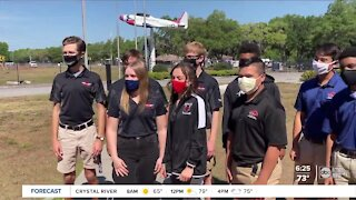 Central Florida Aerospace Academy is a young aviator's dream