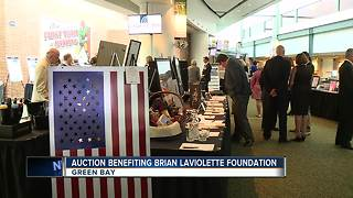 Brian LaViolette Scholarship Foundation celebrates 25 years - Video