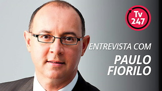 TV 247 - Entrevista com Paulo Fiorilo - Video