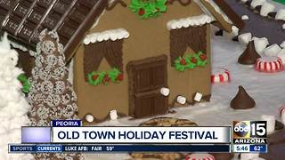 Big holiday festival happening this weekend in Peoria - Video
