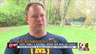 Moeller's Doug Rosfeld aspires to be the best husband, father and football coach