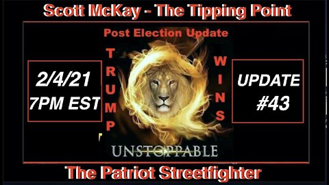 2.4.21 Patriot Streetfighter POST ELECTION UPDATE #43: Big Corp Titans Exiting, What's Coming?