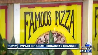 Impact of South Broadway changes - Video