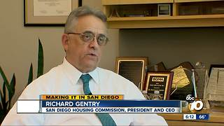 Making It In San Diego: Help with rental assistance can take years - Video