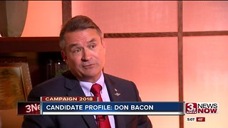 Don Bacon one-on-one interview - Video
