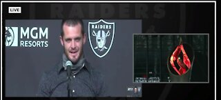"Carr: ""I love being a Raider!"""
