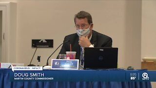 Martin County commissioners rescind mask mandate