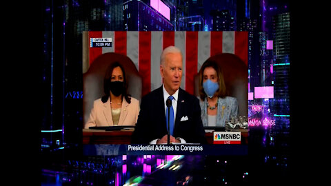 Joe Biden Clearly Hasn't Read The Constitution, Makes Several Mistakes During Address