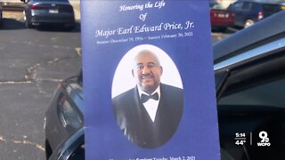 Hamilton County Sheriff's Office, loved ones gathered to lay Major Earl Price Jr. to rest