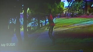 GRAPHIC VIDEO: Body-cam footage shows officer-involved shooting in Detroit