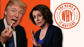 Pelosi Calls Trump a Fatty After He Says He's Taking COVID Drug | Ep 538