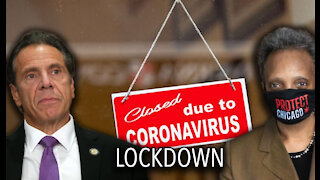 Media Backtracks on Coronavirus Lockdowns After Biden Inauguration