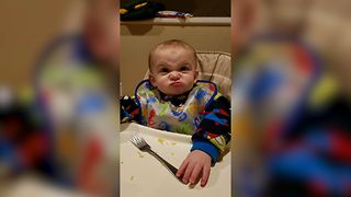 18 Adorably Angry Babies - Video