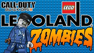 Black Ops 3 Custom Zombies Lego Land BO3 Legoland Zombies  - Video
