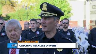 Milwaukee police ramps up patrol to curb reckless driving - Video