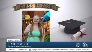 Class of 2020: Hayley White
