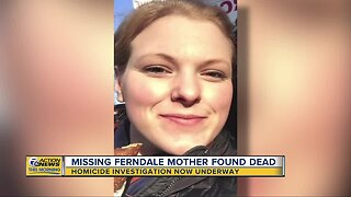 Missing Ferndale mother found dead