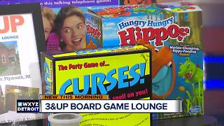 3+UP Board Game Lounge offers August Art Series - Video