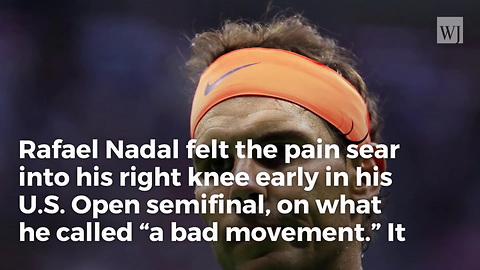 Rafael Nadal Quits Us Open Semifinal – 'That Was Not A Tennis Match'
