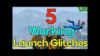 5 Launch Glitches In GTA Online Working