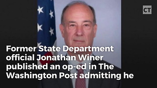 Obama State Dept. Official Admits Passing on Lies to Steele - Video