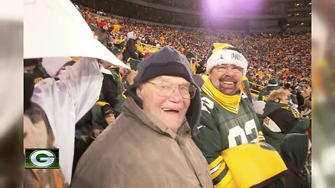 Family of Packers fans honor late patriarch