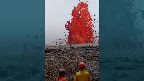 Lava Cuts Off Last Remaining Escape Route for Group of Hawaiians Stranded Without Food or Water