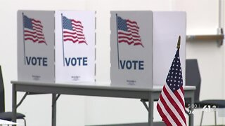 Voters head to the polls tomorrow
