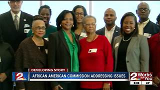 African American Affairs Commission forms in Tulsa