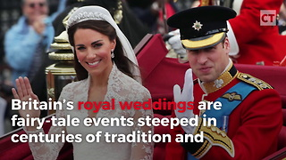 Royal Couple Announces Wedding Day Shake-Up - Video