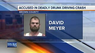 Alleged drunk driver charged after killing mother and daughter