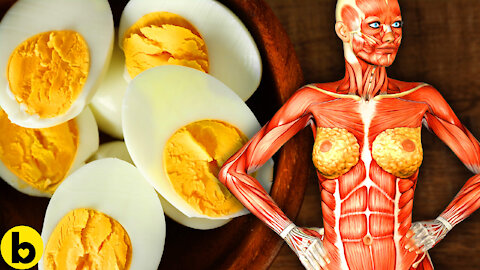 This Happens To Your Body When You Eat Eggs