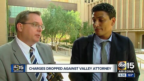 Judge dismisses charges against lawyer arrested at ICE protest