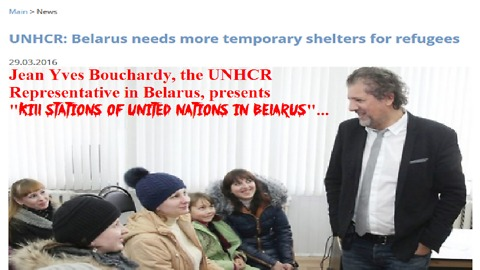 TEASER - United Nations' kill stations in Belarus