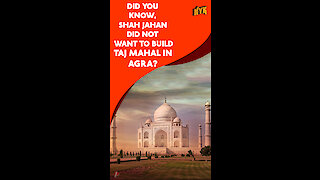 Top 5 Interesting Facts About Taj Mahal *