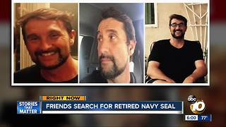 Former Navy SEAL missing and