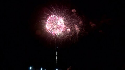 Outer Harbor fireworks