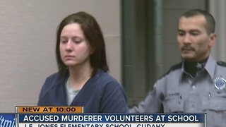 Parents outraged: Accused murderer volunteers at Cudahy school - Video
