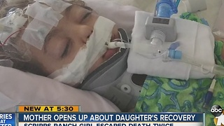 Mother opens up about daughter's recovery - Video