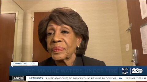 Lawmakers accuse Rep. Maxine Waters of intimidating jury