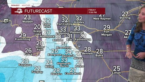 Looking ahead on 7-day forecast